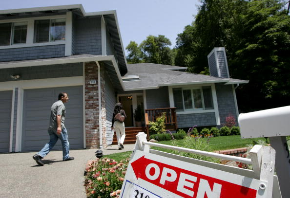 House「Despite National Woes, Bay Area Housing Prices Hit New Highs」:写真・画像(1)[壁紙.com]