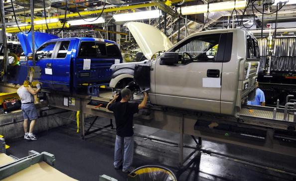 Missouri「Ford Launches 2009 Version Of F-150 Pickup Truck」:写真・画像(1)[壁紙.com]