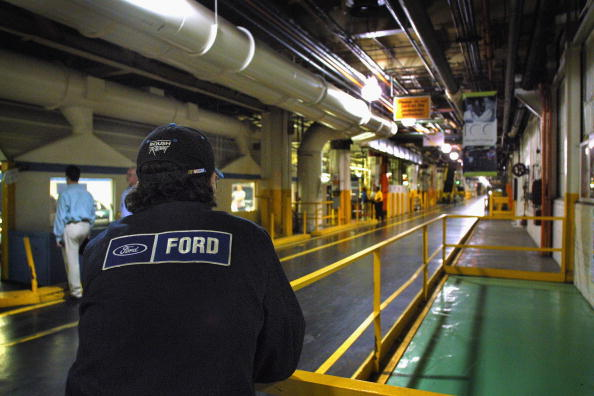 Engine「Work Continues At Ford's Deardorn Assembly Plant During Centennial Celebrations」:写真・画像(14)[壁紙.com]