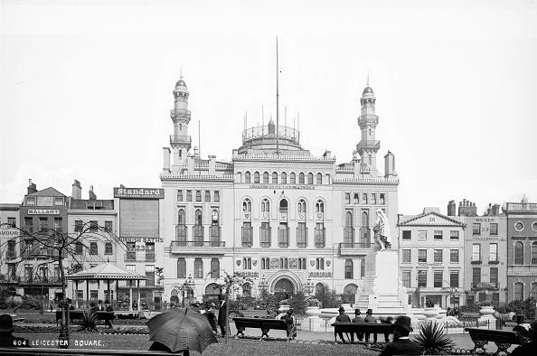 Vaudeville「Alhambra Theatre」:写真・画像(3)[壁紙.com]