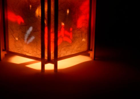 日本の祭り「Garden Lantern」:スマホ壁紙(4)