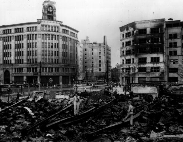 Ginza「B29 Bombing」:写真・画像(9)[壁紙.com]