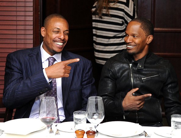 Paul Pierce「DuJour Magazine's Jason Binn Along With GRAFF's Henri Barguirdjian Host A Dinner Party Welcoming Brooklyn Nets Paul Pierce To New York」:写真・画像(17)[壁紙.com]