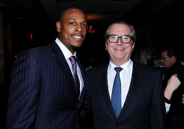 Paul Pierce「DuJour's Jason Binn Welcomes NY Nets Star Paul Pierce To NYC」:写真・画像(9)[壁紙.com]