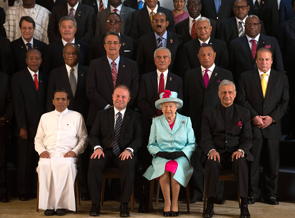 British Empire「The Queen And Senior Royals Attend The Commonwealth Heads Of Government Meeting - Day Two」:写真・画像(14)[壁紙.com]