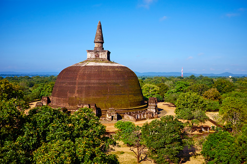 UNESCO「Sri Lanka, Polonnaruwa, Rankot vihara」:スマホ壁紙(1)