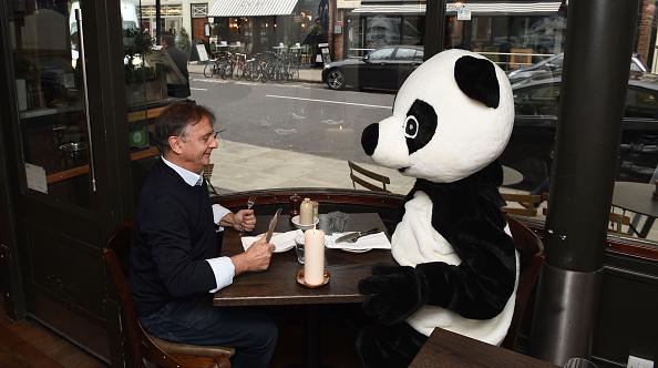 Stuart C「Raymond Blanc Sparks 'Pandamonium' In Race To Book Earth Hour Candlelit Dinner」:写真・画像(17)[壁紙.com]