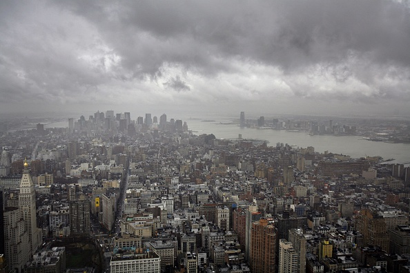 Empire State Building「Gas Odor Investigated In New York City」:写真・画像(8)[壁紙.com]