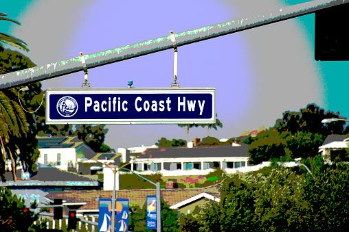 California State Route 1「Laguna Beach Pacific Coast Highway」:スマホ壁紙(8)