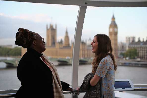 Advice「London Eye Turned Into Classrooms For International Day Of The Girl」:写真・画像(17)[壁紙.com]
