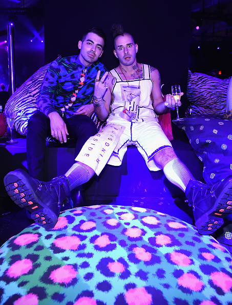 Event「KENZO x H&M Launch Event Directed By Jean-Paul Goude' - Performance & Party」:写真・画像(17)[壁紙.com]
