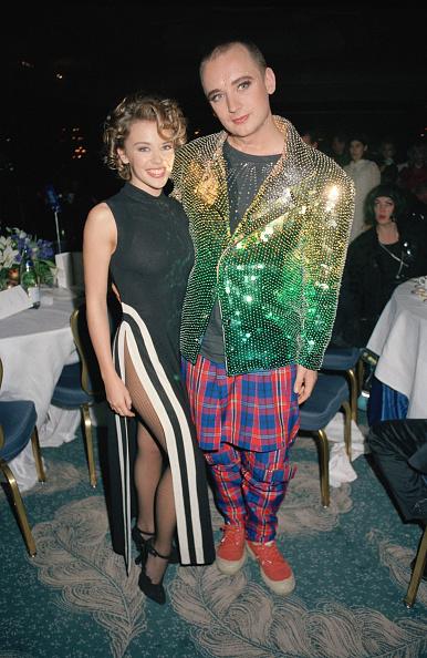 カイリー・ミノーグ「London Fashion Awards」:写真・画像(5)[壁紙.com]