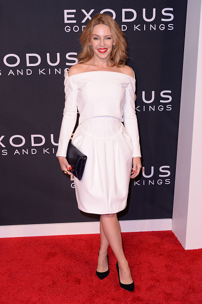 Kylie Minogue「'Exodus: Gods And Kings' New York Premiere」:写真・画像(8)[壁紙.com]