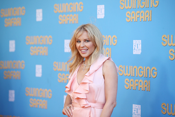 カイリー・ミノーグ「Swinging Safari World Premiere - Arrivals」:写真・画像(8)[壁紙.com]