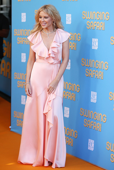 カイリー・ミノーグ「Swinging Safari World Premiere - Arrivals」:写真・画像(5)[壁紙.com]