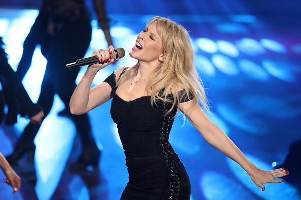 Kylie Minogue「'Let's Dance' 4th Show」:写真・画像(1)[壁紙.com]