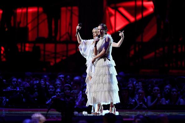 カイリー・ミノーグ「The BRIT Awards 2018 - Show」:写真・画像(5)[壁紙.com]