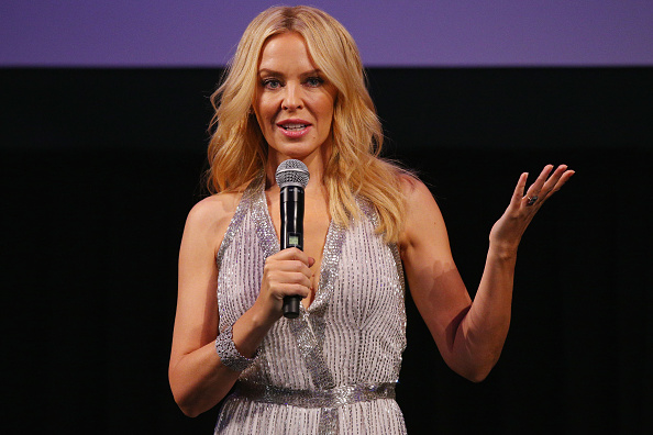 カイリー・ミノーグ「Kylie Minogue Opens Kylie on Stage Exhibition」:写真・画像(17)[壁紙.com]