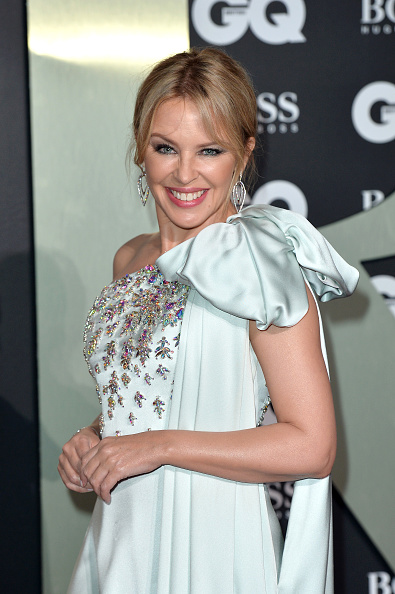Kylie Minogue「GQ Men Of The Year Awards 2019 - Red Carpet Arrivals」:写真・画像(3)[壁紙.com]