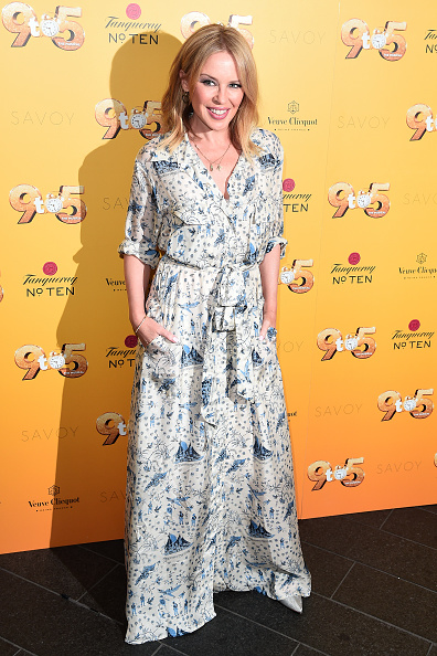 Eamonn M「Dolly Parton's '9 TO 5' The Musical Gala Evening - Arrivals」:写真・画像(4)[壁紙.com]