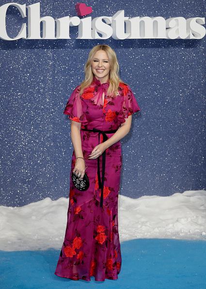 "Multi Colored Purse「""Last Christmas"" UK Premiere - Red Carpet Arrivals」:写真・画像(2)[壁紙.com]"