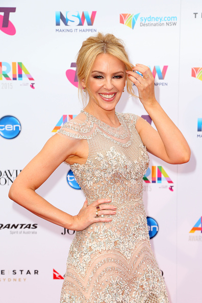 Kylie Minogue「29th Annual ARIA Awards 2015 - Arrivals」:写真・画像(4)[壁紙.com]