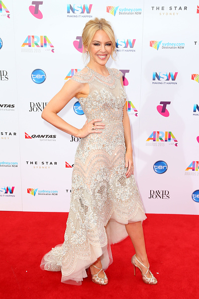 Kylie Minogue「29th Annual ARIA Awards 2015 - Arrivals」:写真・画像(14)[壁紙.com]