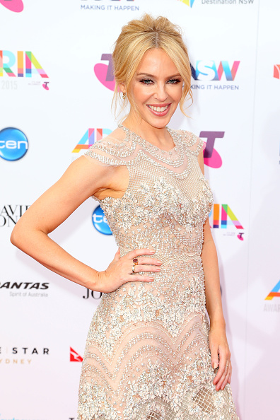 Kylie Minogue「29th Annual ARIA Awards 2015 - Arrivals」:写真・画像(13)[壁紙.com]