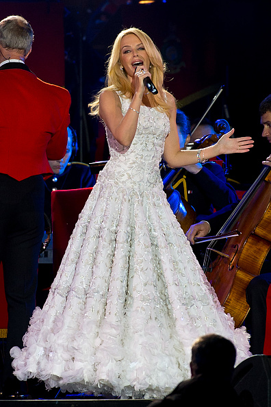 Kylie Minogue「The Queens 90th Birthday Celebrations At Windsor - Final Night」:写真・画像(13)[壁紙.com]