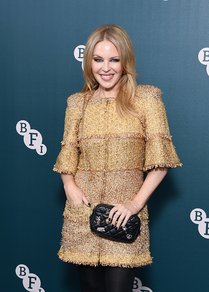 Kylie Minogue「BFI Fellowship 2020 - Red Carpet Arrivals」:写真・画像(11)[壁紙.com]