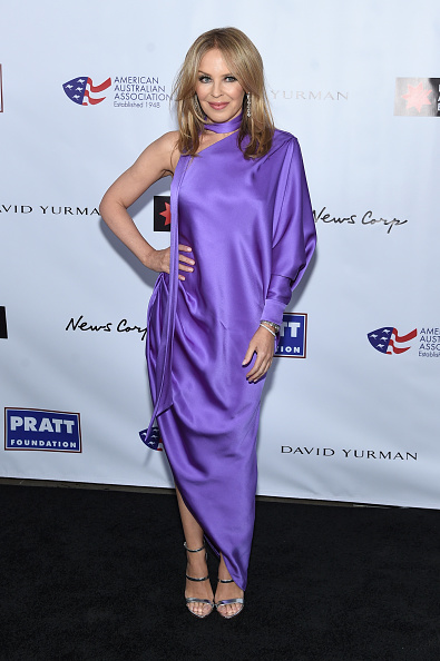 Kylie Minogue「2020 AAA Arts Awards」:写真・画像(11)[壁紙.com]