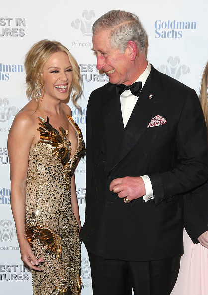 Kylie Minogue「The Prince Of Wales Attends The Pre-Dinner Reception For The Prince's Trust 'Invest In Futures' Gala」:写真・画像(0)[壁紙.com]