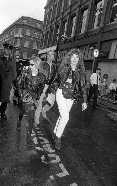 Arrival「Kylie Minogue in Dublin 1990」:写真・画像(18)[壁紙.com]