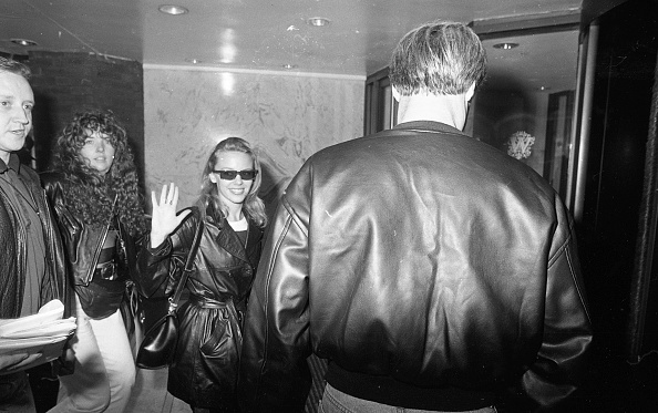 Arrival「Kylie Minogue in Dublin 1990」:写真・画像(15)[壁紙.com]