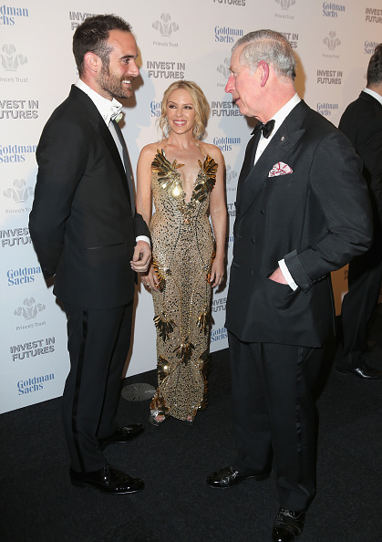 Kylie Minogue「The Prince Of Wales Attends The Pre-Dinner Reception For The Prince's Trust 'Invest In Futures' Gala」:写真・画像(7)[壁紙.com]
