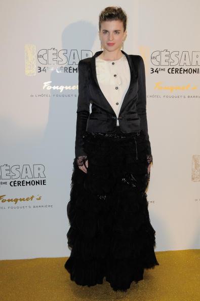 César Awards「Cesar Film Awards 2009 - Fouquet's Arrivals」:写真・画像(6)[壁紙.com]