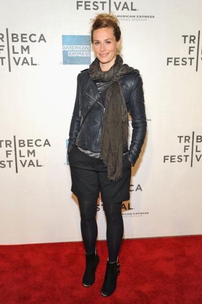 "Leather Jacket「""Mobius"" North American Premiere - 2013 Tribeca Film Festival」:写真・画像(0)[壁紙.com]"