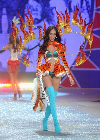 Animal Body Part「2012 Victoria's Secret Fashion Show - Runway」:写真・画像(14)[壁紙.com]