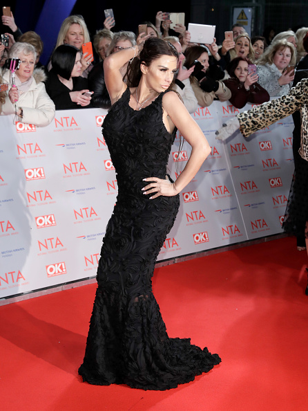 National Television Awards「National Television Awards - Red Carpet Arrivals」:写真・画像(11)[壁紙.com]