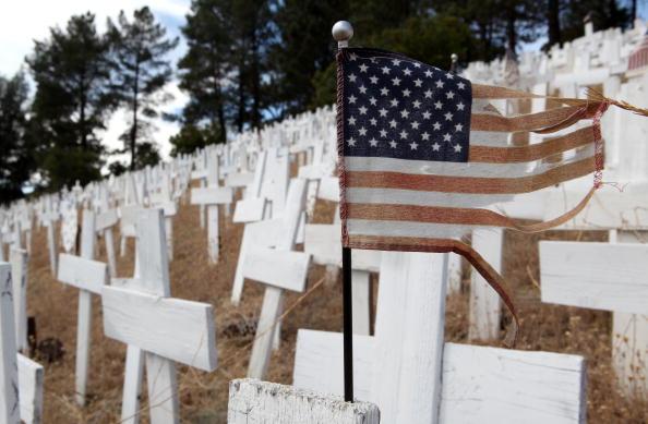Bad Condition「California Memorial Commemorates War Dead Since 9-11」:写真・画像(7)[壁紙.com]