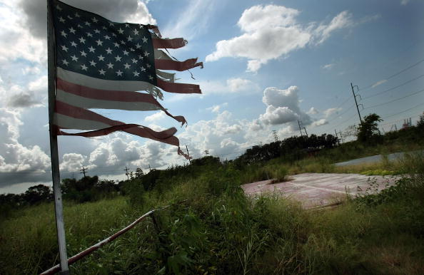 Bad Condition「New Orleans Still Recovering Two Years After Hurricane Katrina」:写真・画像(1)[壁紙.com]