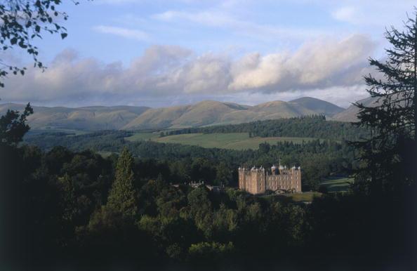 Castle「Drumlanrig Castle」:写真・画像(13)[壁紙.com]