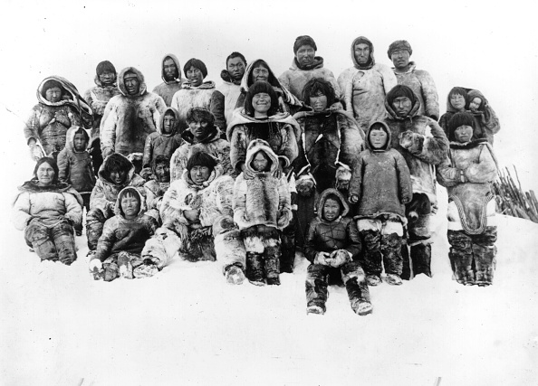 Canadian Culture「Inuits 1914」:写真・画像(12)[壁紙.com]