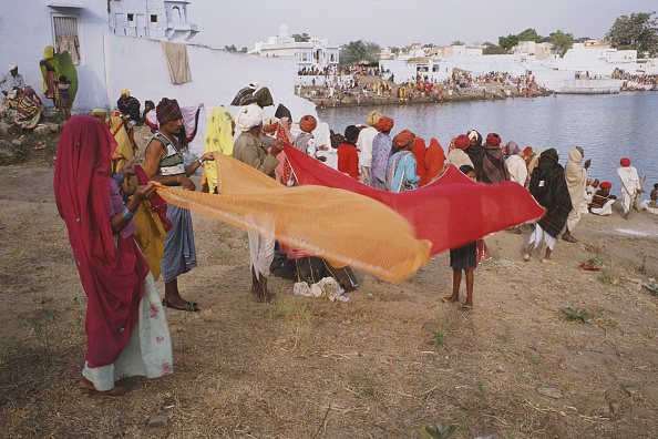Town「Pushkar Fair In Rajasthan」:写真・画像(18)[壁紙.com]