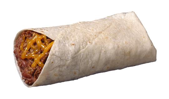 Tortilla - Flatbread「Bean and cheese burrito」:スマホ壁紙(8)