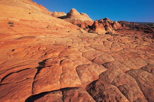 Eroded「Eroded Rock formations, Colorado Plateau, Usa」:スマホ壁紙(10)
