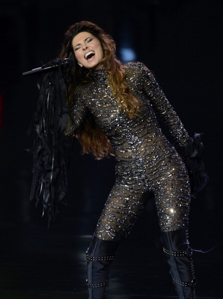 "Shiny「Shania Twain Launches ""Shania: Still the One"" At The Colosseum At Caesars Palace」:写真・画像(10)[壁紙.com]"