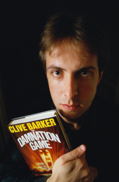 Tom Stoddart Archive「Clive Barker」:写真・画像(4)[壁紙.com]