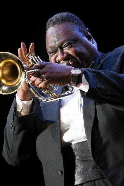 Trumpet「Calvin Owens, 2009」:写真・画像(1)[壁紙.com]