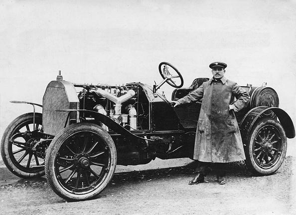 Edwardian Style「1907 Itala」:写真・画像(9)[壁紙.com]
